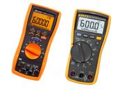 Portable digital multimeters