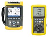Měřicí přístroje kvality elektrické sítě