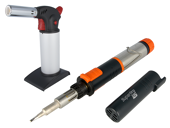 Gas soldering irons & torches