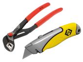 Pliers, Shears, Knives