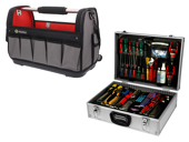 Tool Sets, Cases, Tool Bags