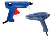 Lepicí a horkovzdušné pistole