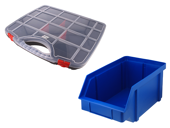 Zásobníky a krabičky