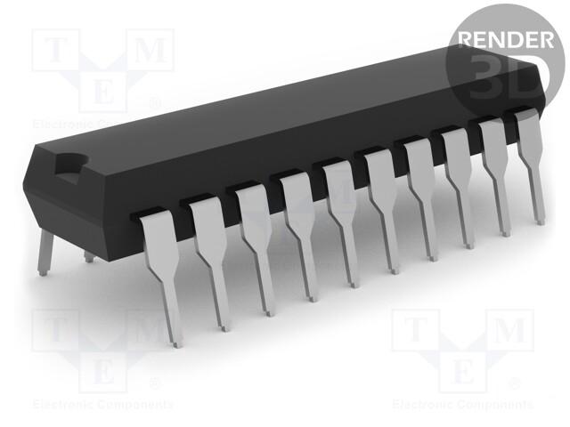 MICROCHIP (ATMEL) AT89C2051-24PU - Mikrokontroler 8051