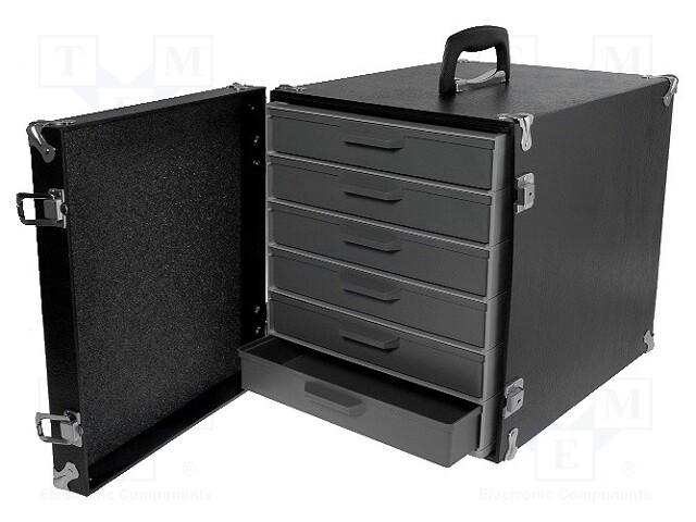 LICEFA SK731 - Kannettava laatikkosetti