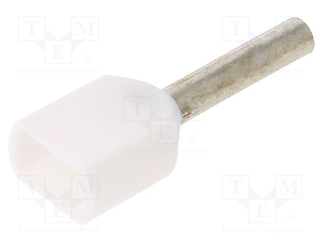 TE Connectivity 966144-1 - Tip: bootlace ferrule