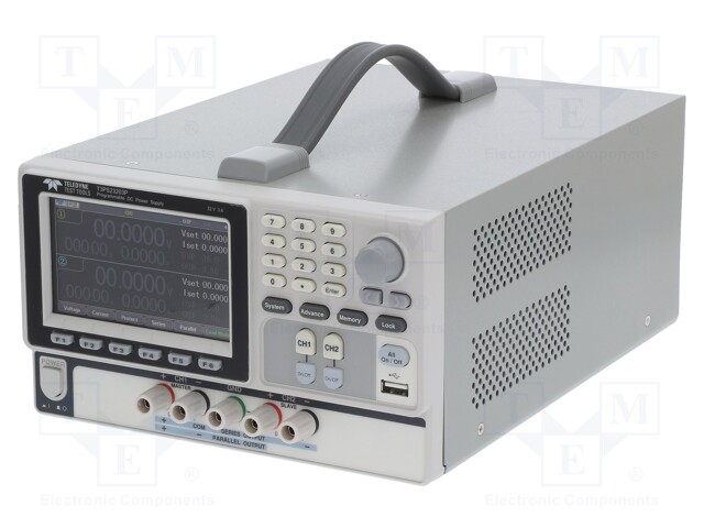 TELEDYNE LECROY T3PS23203P - Power supply: programmable laboratory