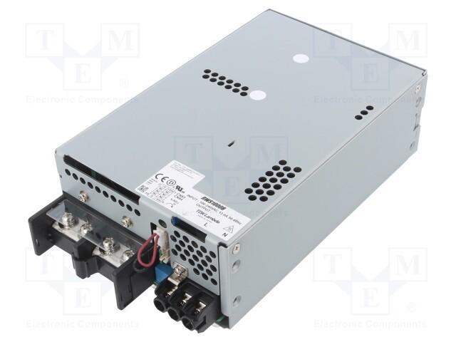 TDK-LAMBDA RWS1000B-12 - Power supply: switched-mode
