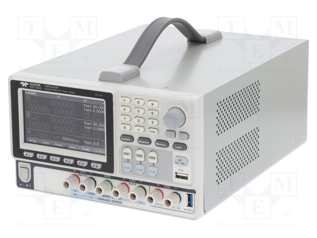 TELEDYNE LECROY T3PS33203P - Power supply: programmable laboratory