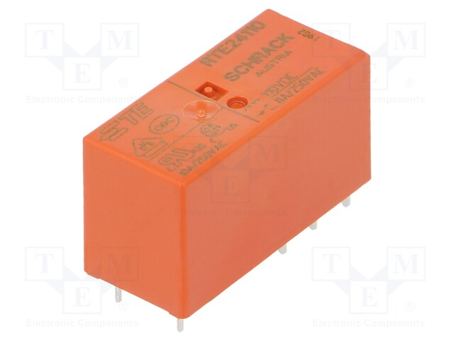 TE Connectivity 1-1393243-4 - Relay: electromagnetic