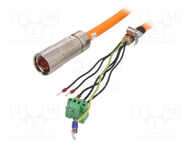 IGUS 6FX5002-5DA01 5M - Przewód konfekcjonowany