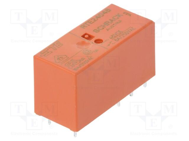 TE Connectivity 1-1393243-1 - Relay: electromagnetic