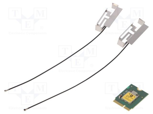 H&D Wireless HDA228-PCIE - Dev.kit: evaluation