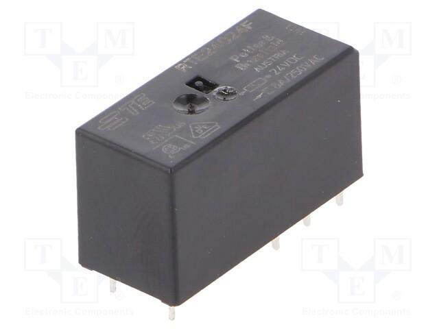 TE Connectivity 3-1393237-3 - Relay: electromagnetic