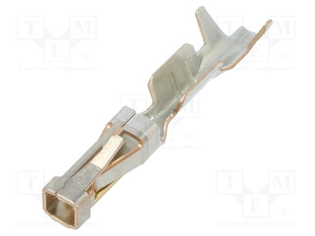 TE Connectivity 1-104480-6 - SHORT POINT RECP CONT LP