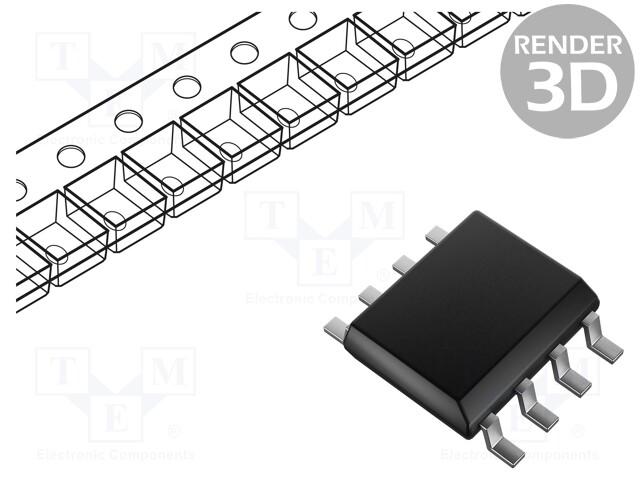 TEXAS INSTRUMENTS BQ2057WTS - Supervisor Integrated Circuit