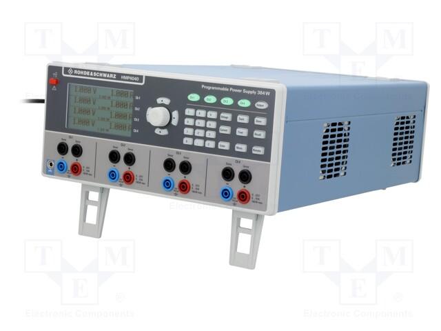 ROHDE & SCHWARZ HMP4040 - Alimentation: de laboratoire, programmable