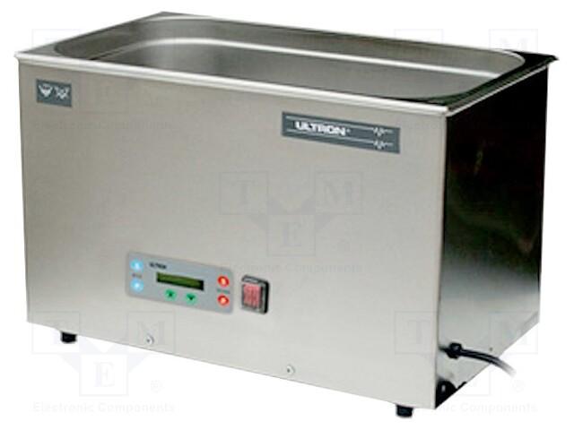 ULTRON U-32A - Ultrasonic washer