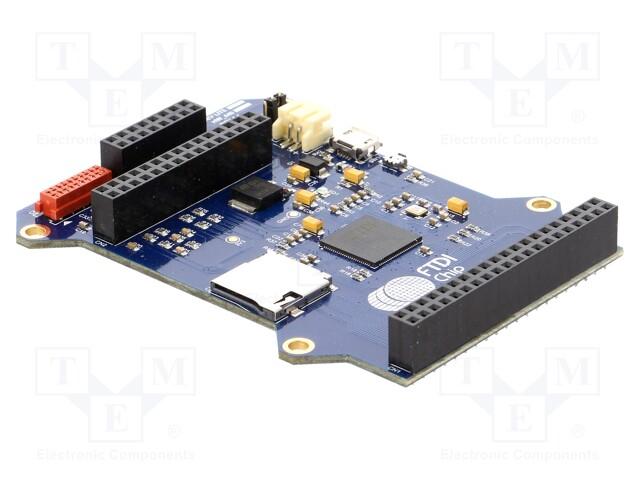 BRIDGETEK (FTDI) MM900EV-LITE - Zest.uruch: FT900
