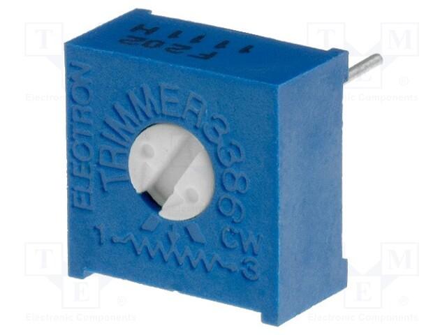 SR PASSIVES 1028F-100K - Potenciometer: montážny