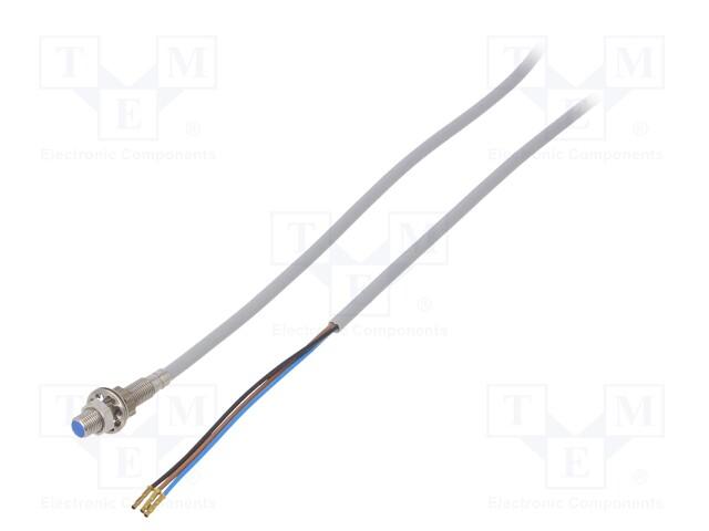Im05 0b8ps Zw1 Sick Sensor Inductivo Conf Sal Pnp No 0 0 8mm 10 30vcc M5 Ip67 Tme Elektroniikka Komponentit