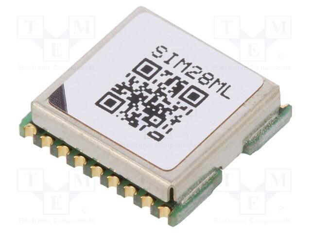 SIMCOM S2-106ZM - Moduuli: GPS