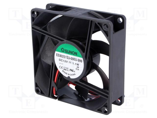 SUNON EE80251S3-000U-999 - Ventilator: DC