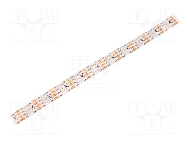 WORLDSEMI HC-F5V-60L-60LED-W-WS2813  IP65 - Bandă programabilă LED