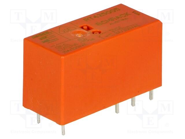 TE Connectivity 8-1393243-0 - Relay: electromagnetic