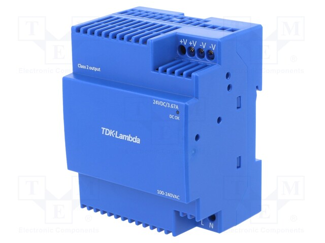 TDK-LAMBDA DRL100-24-1 - Power supply: switched-mode