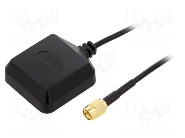 SR PASSIVES GPS-ANT043 - Antenni