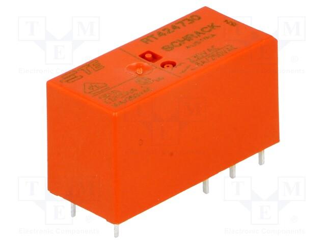 TE Connectivity 7-1393243-9 - Relay: electromagnetic