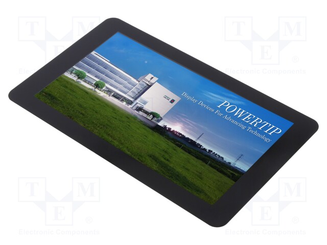 POWERTIP PH800480T013-IHC08 - Zobrazovač: TFT