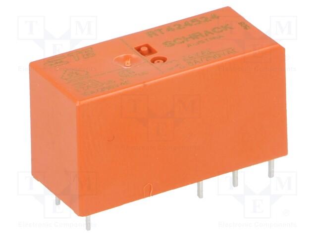TE Connectivity 7-1393243-6 - Relay: electromagnetic