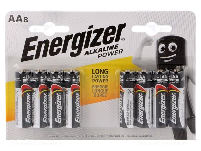ENERGIZER 7638900410686 - Baterie: alkalická