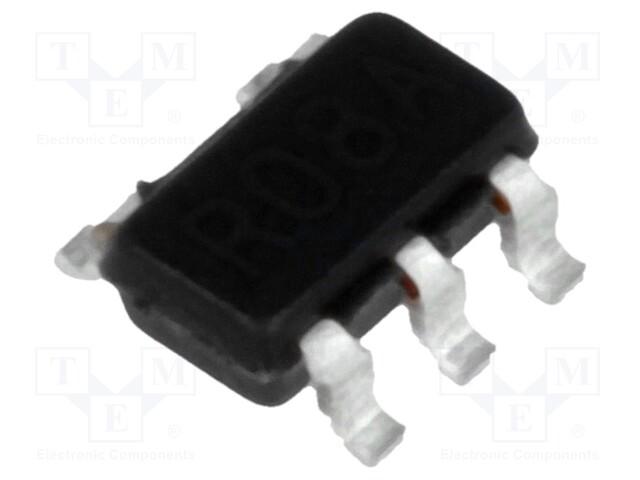 DIODES INCORPORATED AP2204K-5.0TRG1 - IC: stabilizator napięcia