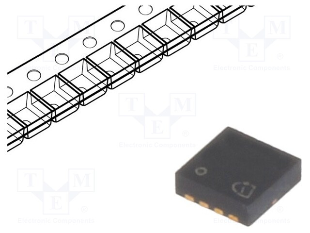 INFINEON TECHNOLOGIES BSZ0904NSIATMA1 - Tranzystor: N-MOSFET