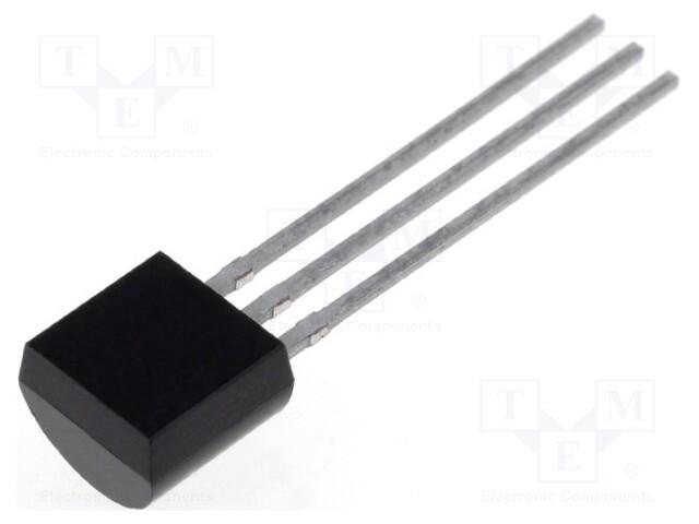 CDIL BC549 - Tranzystor: NPN