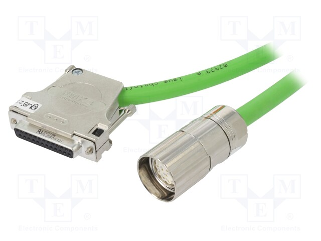 IGUS 6FX5002-2EQ10 5M - Harnessed cable