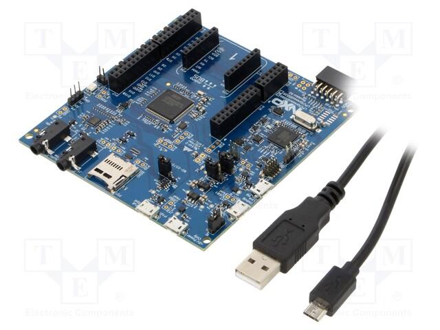 NXP LPC55S69-EVK - Zest.uruch: ARM NXP