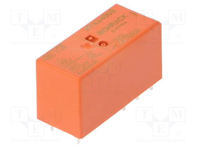 TE Connectivity 6-1393243-2 - Relay: electromagnetic