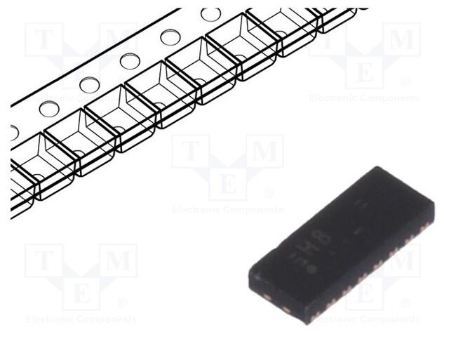 NEXPERIA IP4254CZ16-8-TTL,1 - Filter: anti-interference