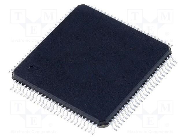 MICROCHIP TECHNOLOGY PIC32MX795F512L-80I/PT - Mikrokontroler PIC