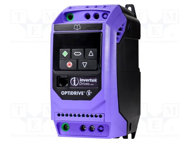 INVERTEK DRIVES ODE-3-140041-301X - Onduleur vecteur