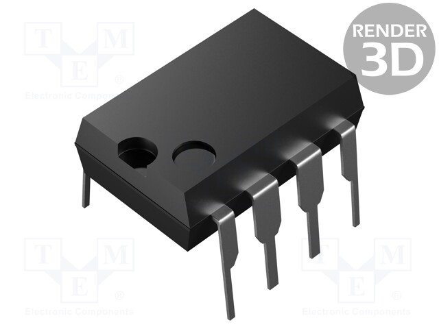 MICROCHIP (ATMEL) ATTINY85-20PU - Microcontrôleur AVR