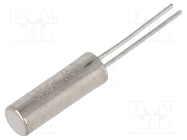 SR PASSIVES 32.768K-2/6-SR - Resonaattori: kvartsi