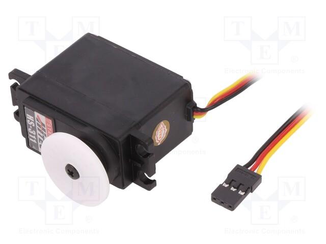 DFROBOT SER0001 - Motor: Servomechanismus