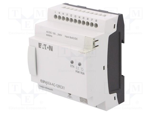 EATON ELECTRIC EASY-E4-AC-12RCX1 - Programozható relé