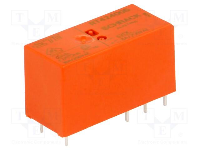 TE Connectivity 6-1393243-1 - Relay: electromagnetic