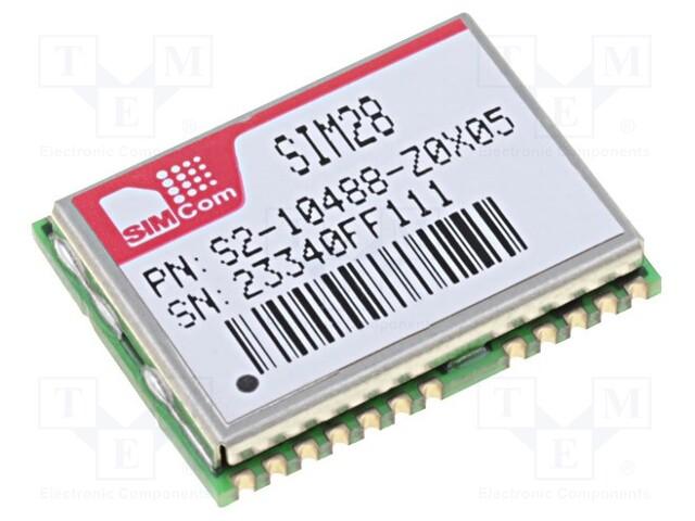 SIMCOM S2-10488-Z0X08 - Moduuli: GPS